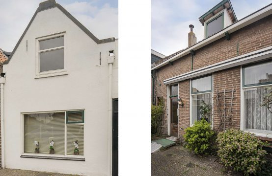 Oranjestraat 1/Vlietkade